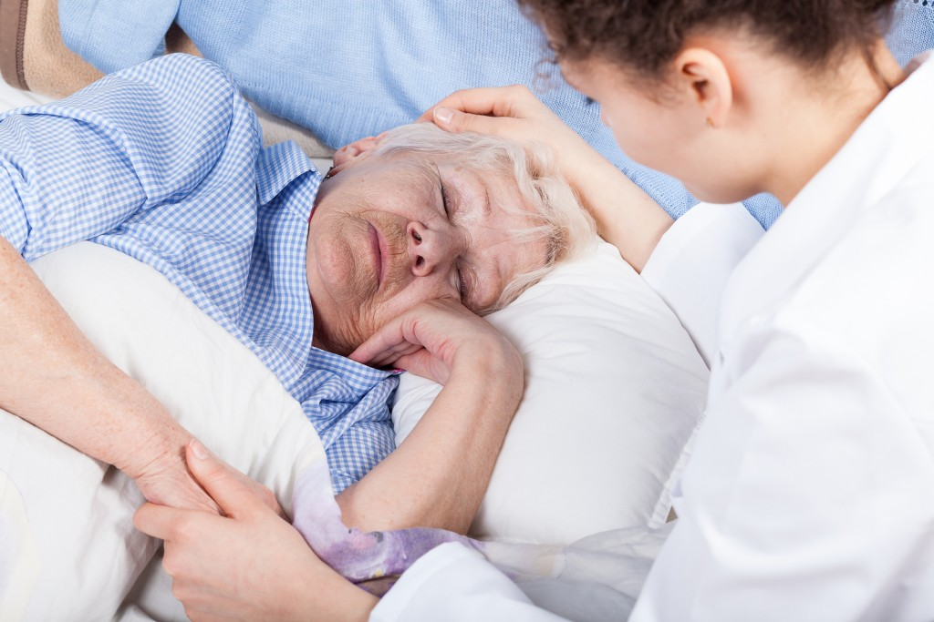 Elderly Mother Care Home