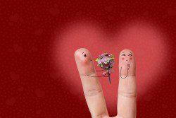 bigstock-Finger-art-of-a-Happy-couple-81606305-1024x683