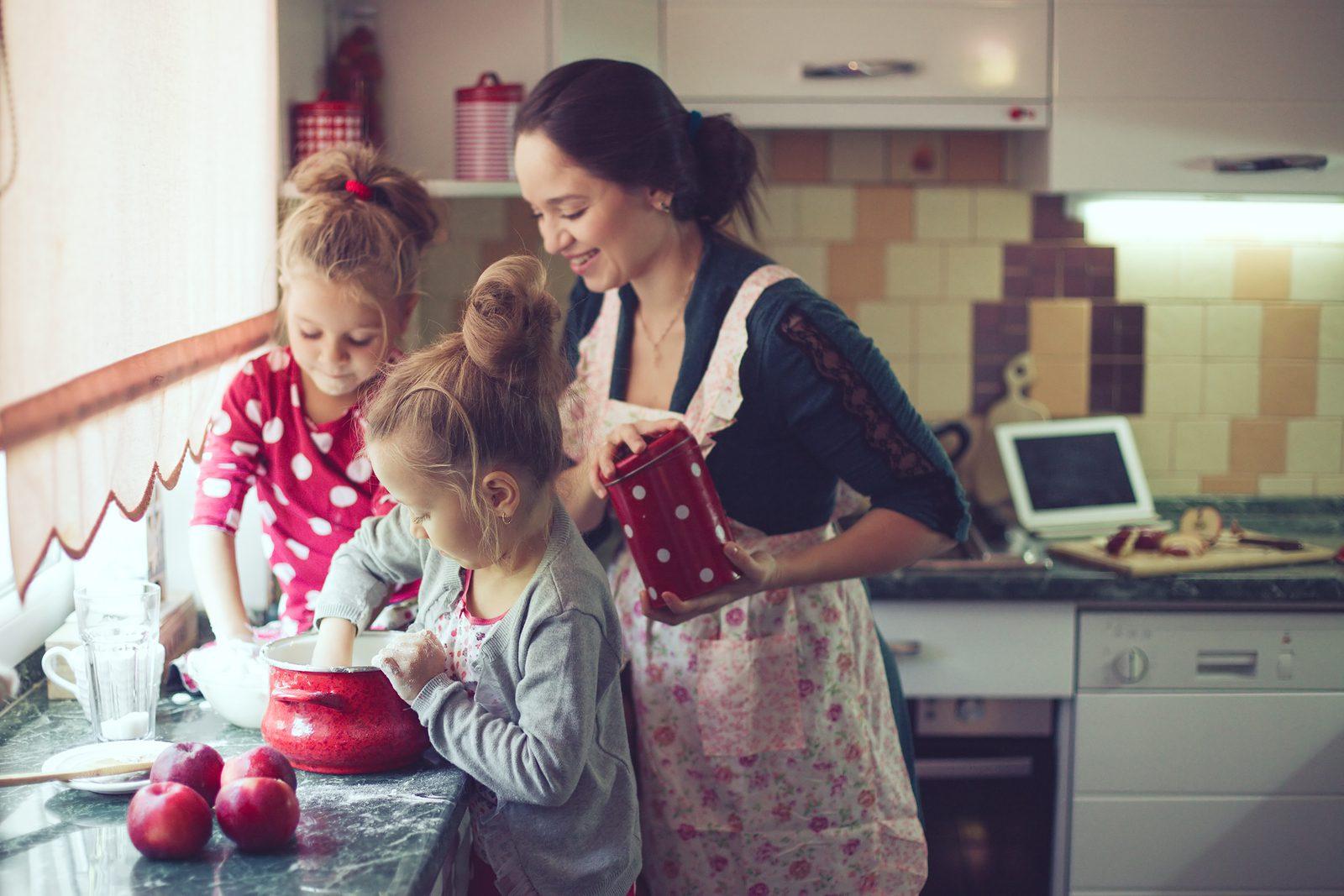 Grandmother cooking essay
