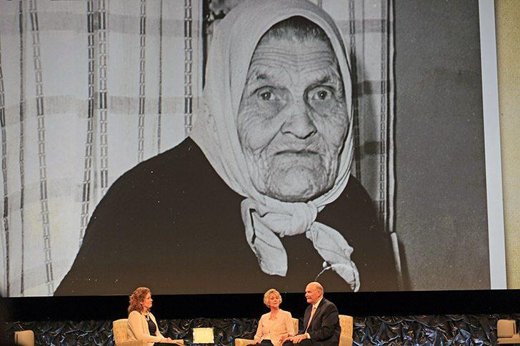 Elder Dale G. Renlund and Grandmother