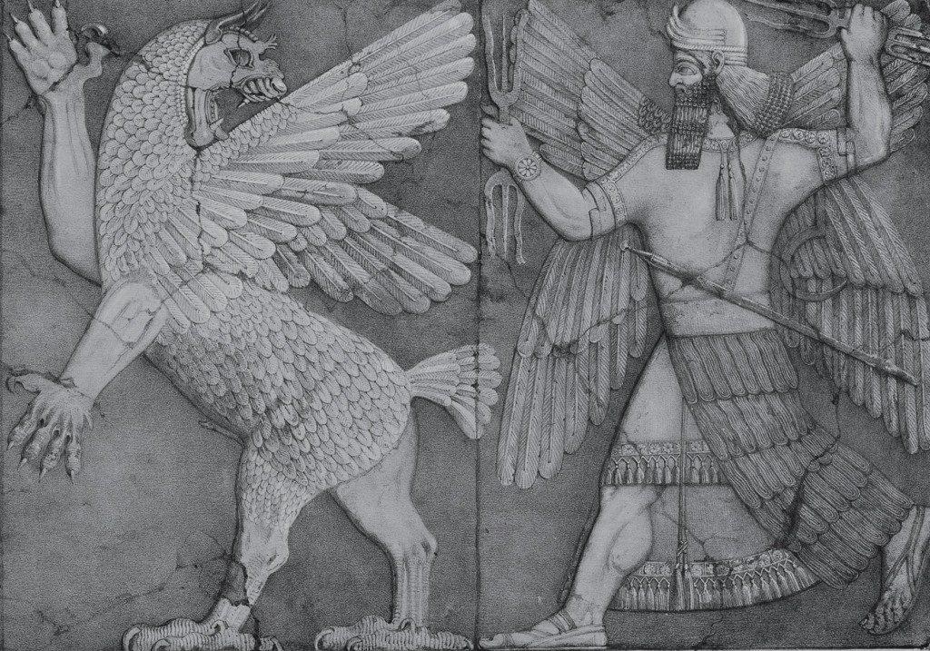 assyrian-chaos