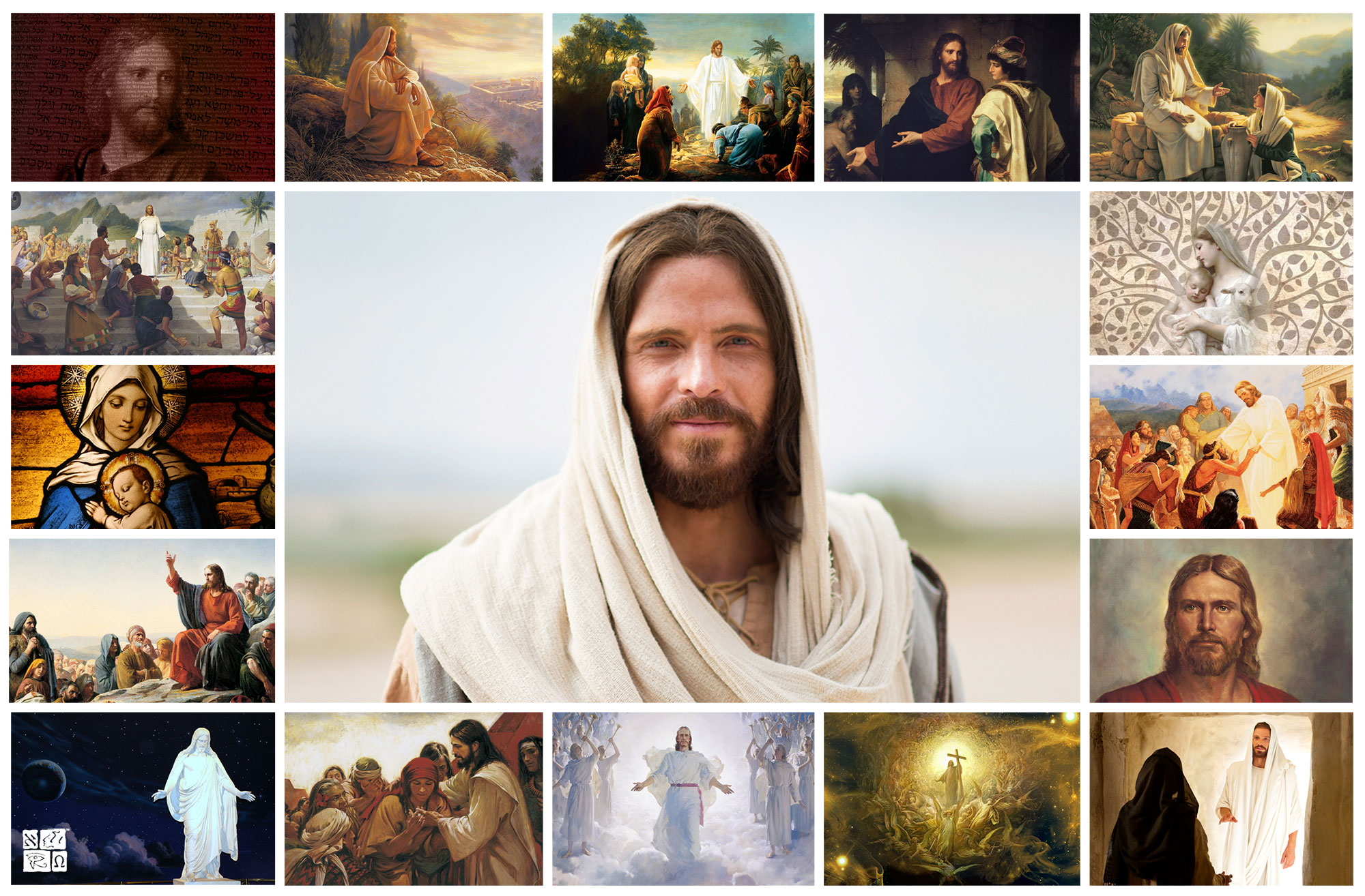 christ-collage
