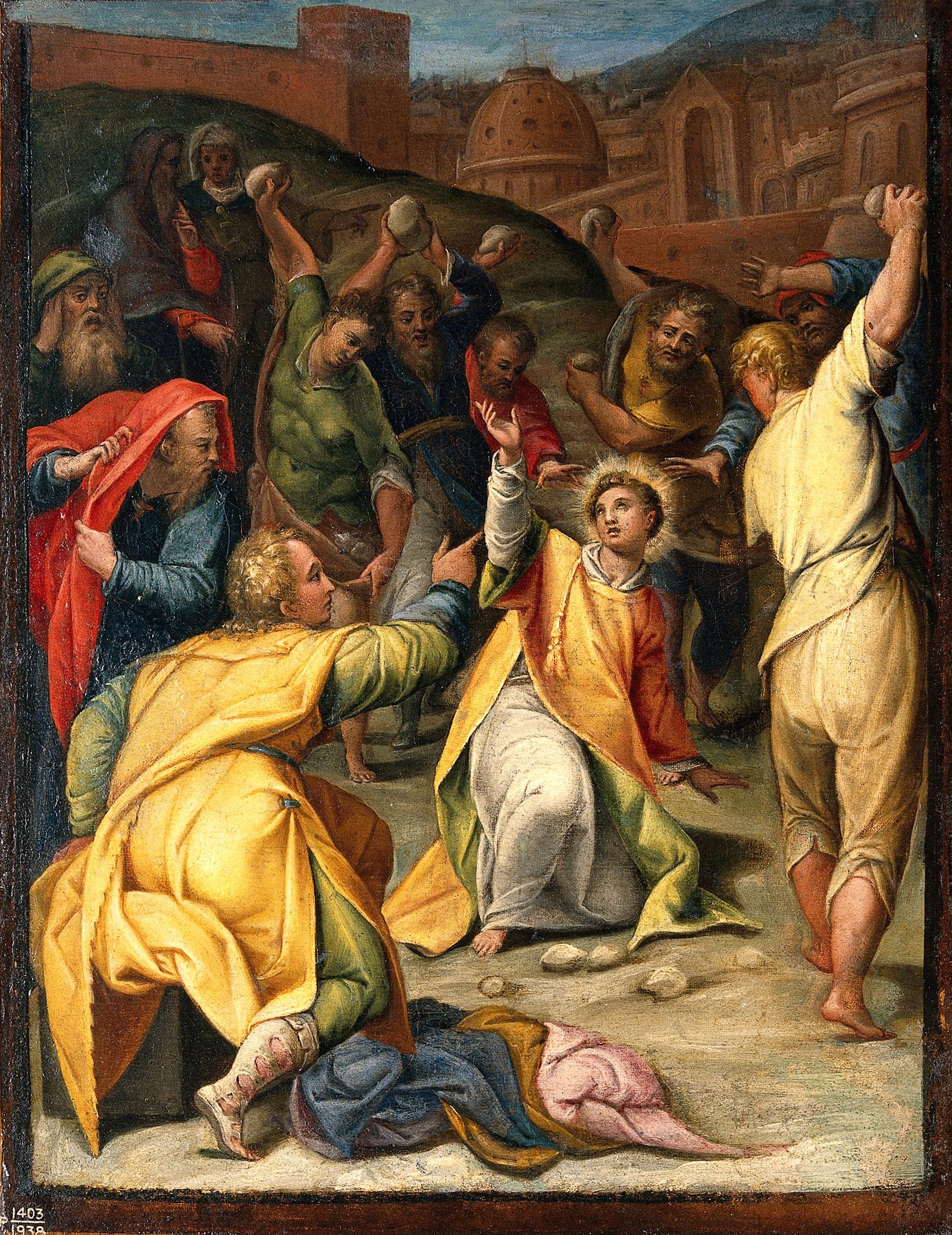 stoning-stephen