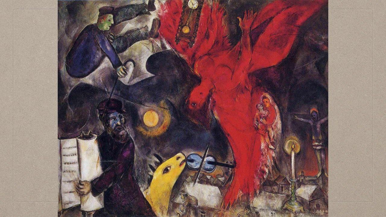 04-06-Chagall-Fallen Angels