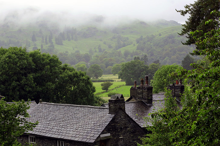 The Lake District of England is charming--there's one drawback, however: You'll want to stay much longer!