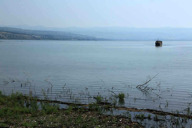 Everyone loves to sail on the Sea of Galilee. Today we truly sail where Jesus walked.