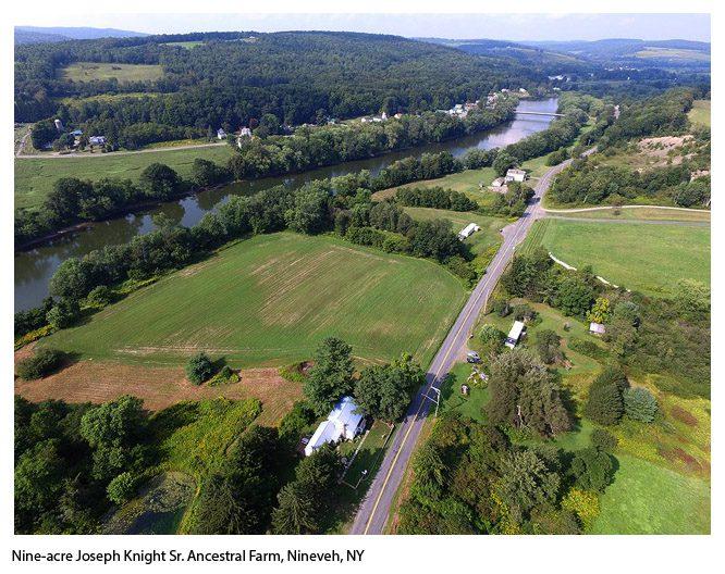 Knight Farm aerial2