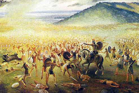 nephites-final-battle