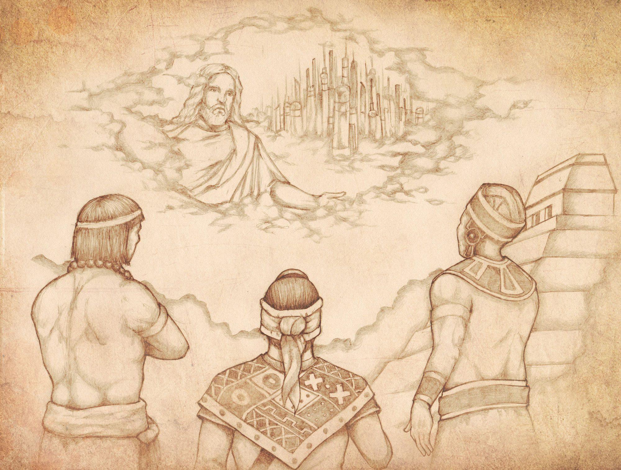 three-nephites