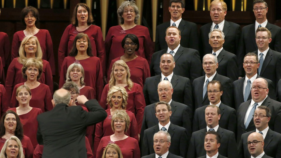 Making the case for the Mormon Tabernacle Choir at a Trump ...