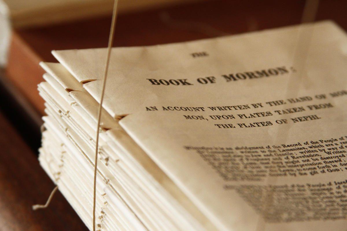 Line upon Line: Essays on Mormon Doctrine