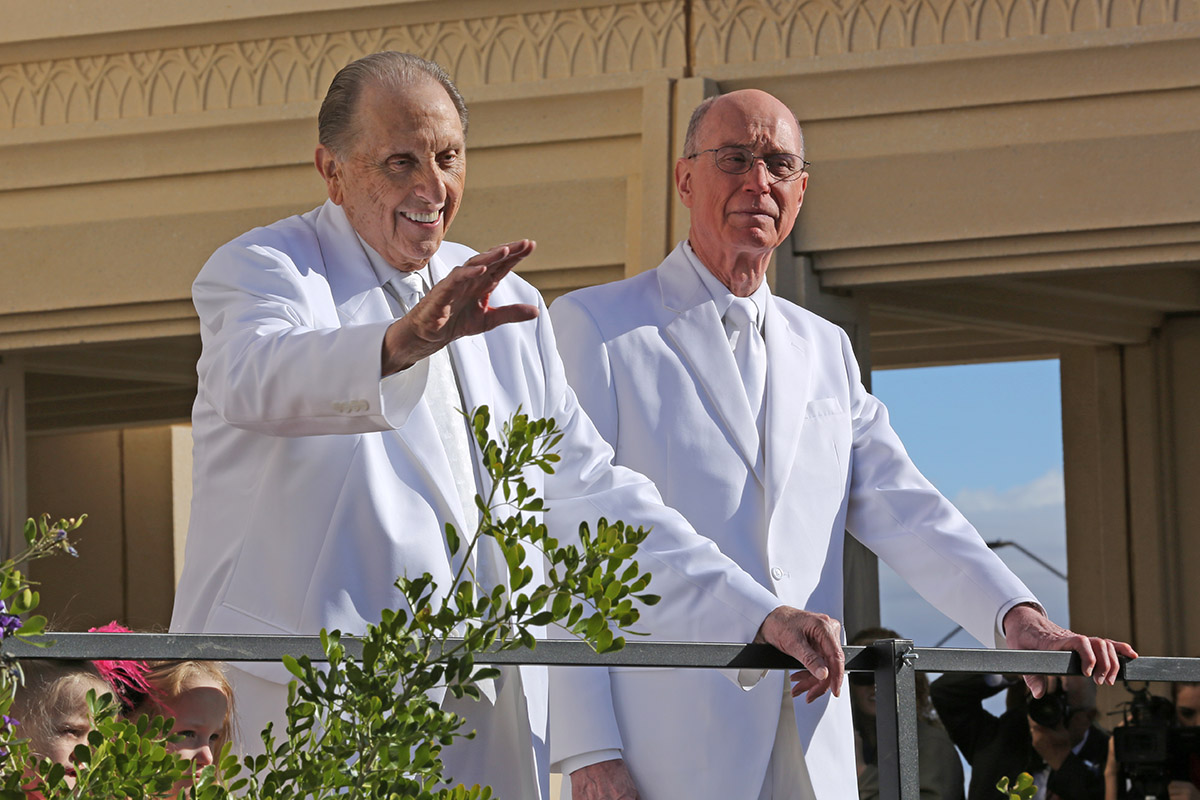 What I Learned from President Thomas S. Monson in ...