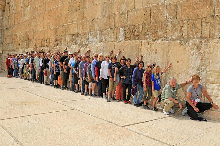 Israel Land Tours