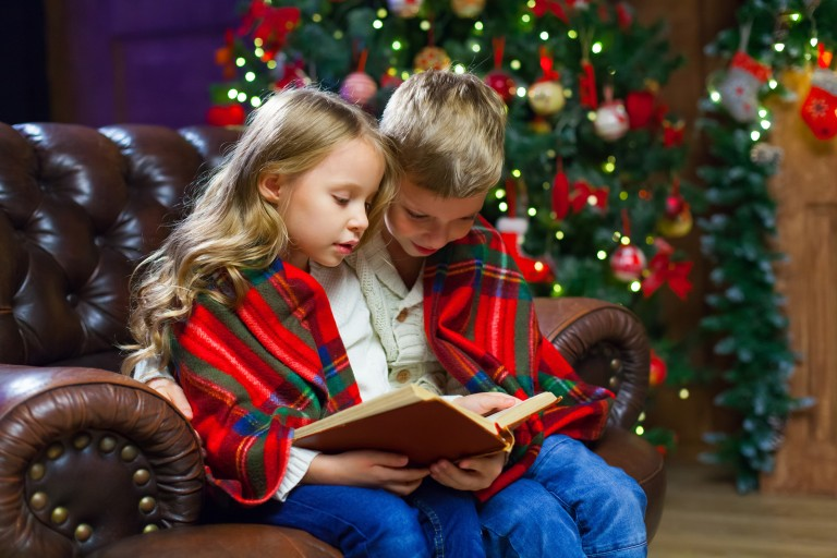 books make perfect christmas gifts for children