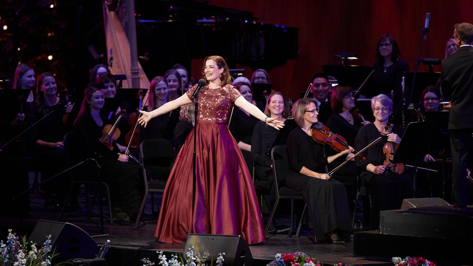 Broadway Stars Join Mormon Tabernacle Choir in Celebration of ...