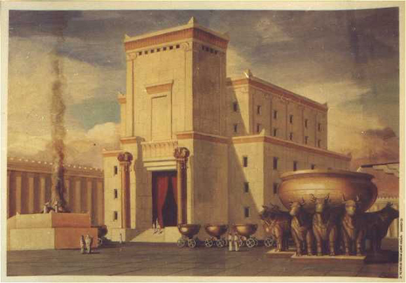 01. Solomons temple-first temple