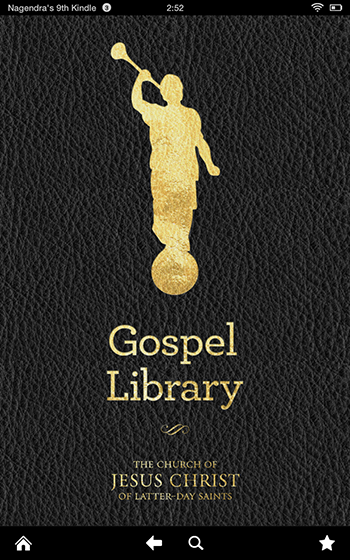 1 - lds gospel library