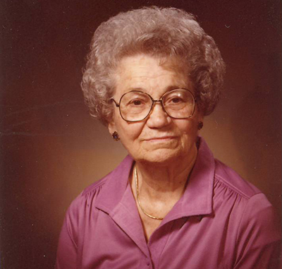 7 - Lillian F. Millett 1985 at 89 yrs