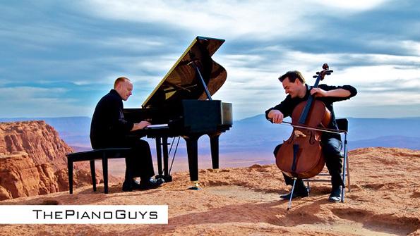 Piano Guys Family Christmas