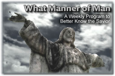 What Manner of Man: